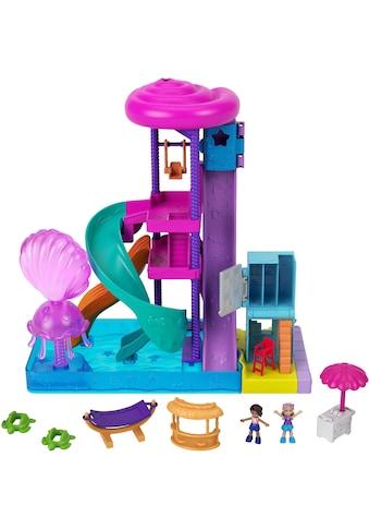 Mattel® Spielwelt »Polly Pocket Rutschspaß-Wasserpark«, Sammelfigur kaufen
