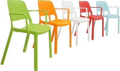Mayer Sitzmöbel Stapelstuhl »Stapelstuhl myNUKE«, stapelbar kaufen