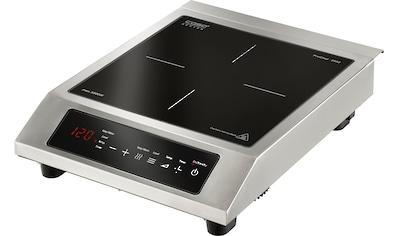 Caso Einzel-Induktionskochplatte »2364 Pro Chef 3500« kaufen