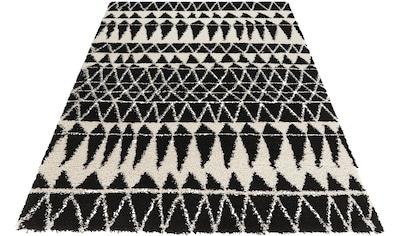 Hochflor - Teppich, »Inspire«, MINT RUGS, rechteckig, Höhe 35 mm, maschinell gewebt kaufen