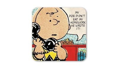 LOGOSHIRT Untersetzer mit Charlie Brown-Motiv kaufen