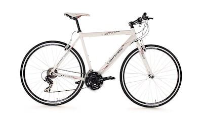 KS Cycling Fitnessbike »Lightspeed«, 21 Gang, Shimano, Tourney RD-TX 35 Schaltwerk, Kettenschaltung kaufen