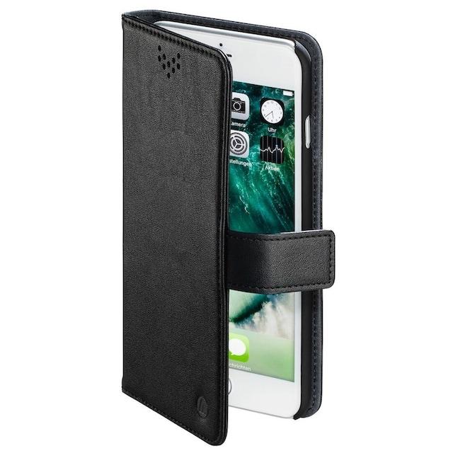 Hama Booklet Stand-Up für Apple iPhone 6 Plus/6s Plus/7 Plus »8 Plus, Schwarz«