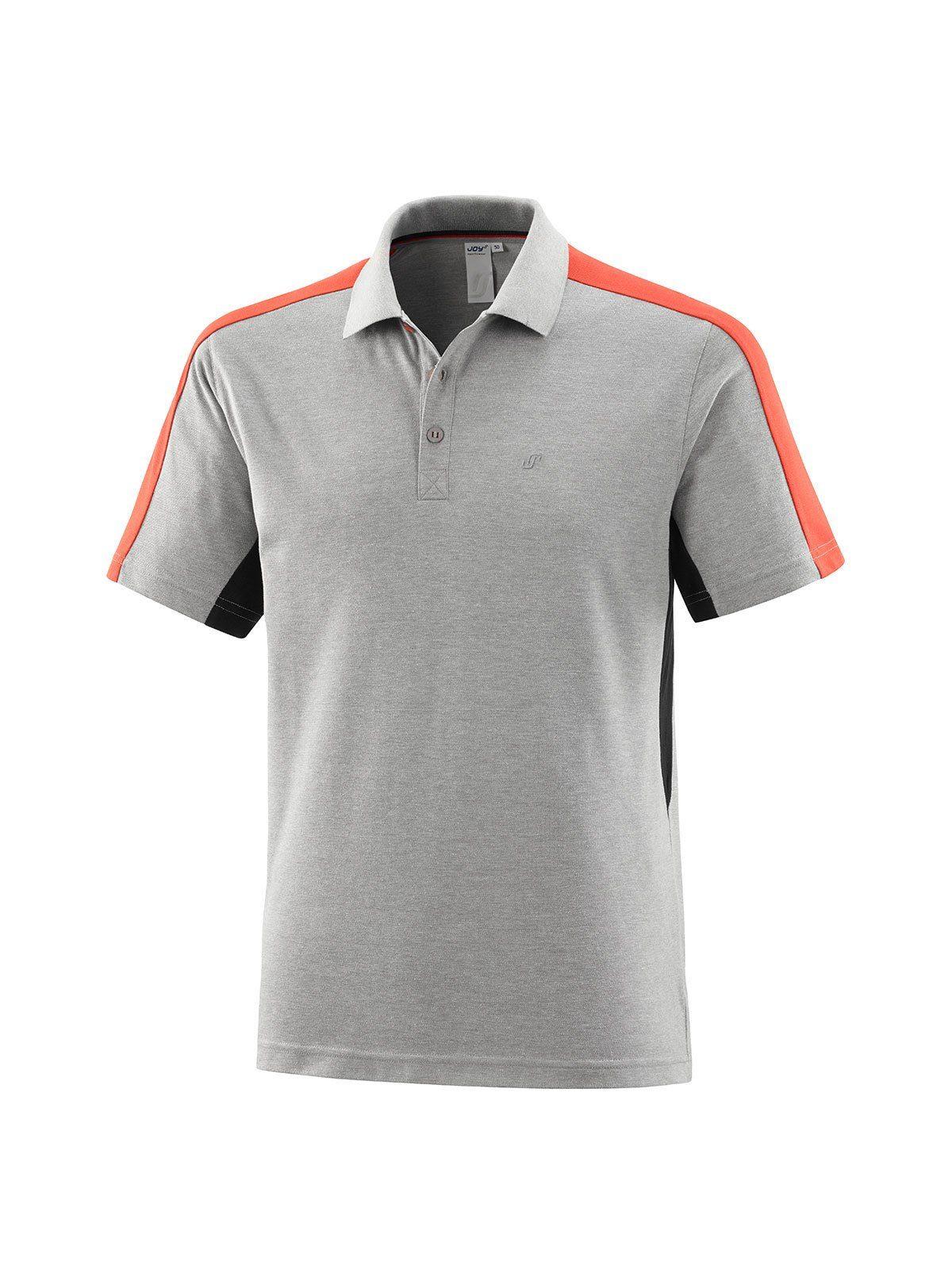 Joy Sportswear Poloshirt »OLLI« | Sportbekleidung > Sportshirts > Poloshirts | Grau | JOY SPORTSWEAR