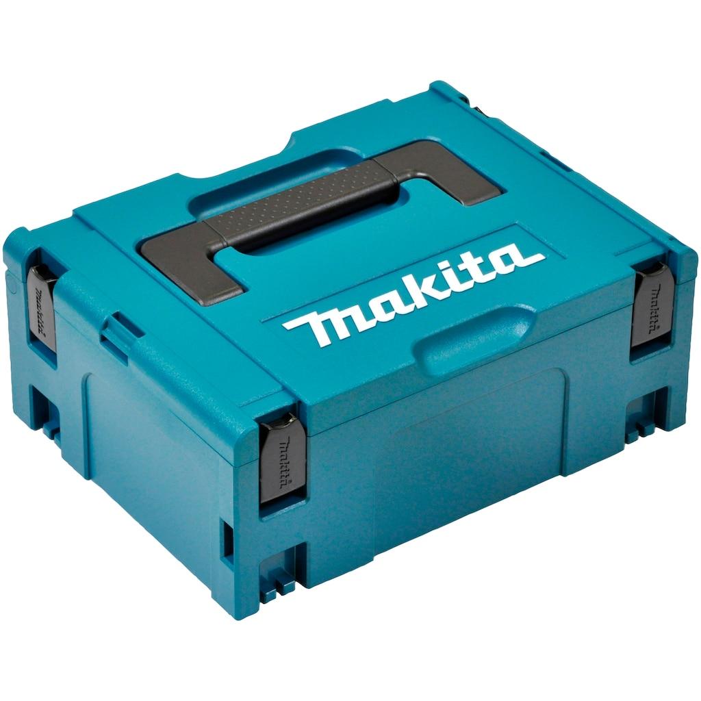 Makita Akku-Bohrschrauber »DDF482RFJ«, inkl. 2 Akkus