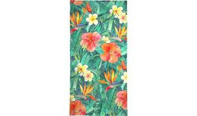 "Handtuch ""Classic Tropical Garden"", Juniqe kaufen"
