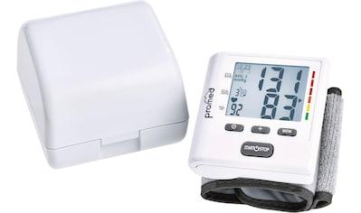 promed Handgelenk-Blutdruckmessgerät »HGP-50«, je 40 Speicherplätze für 3 Benutzer kaufen