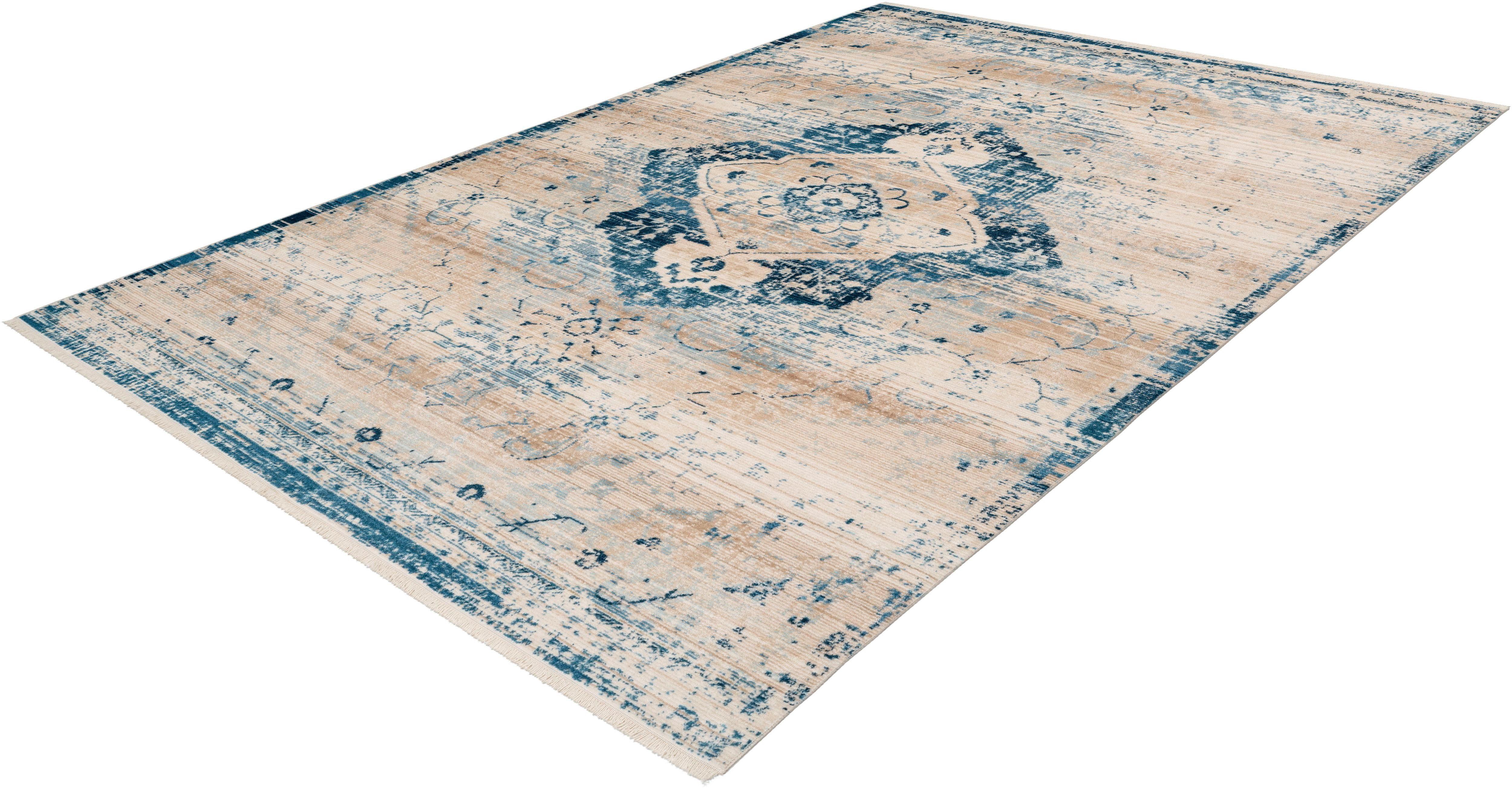 Teppich Marina Home affaire rechteckig Höhe 5 mm maschinell gewebt