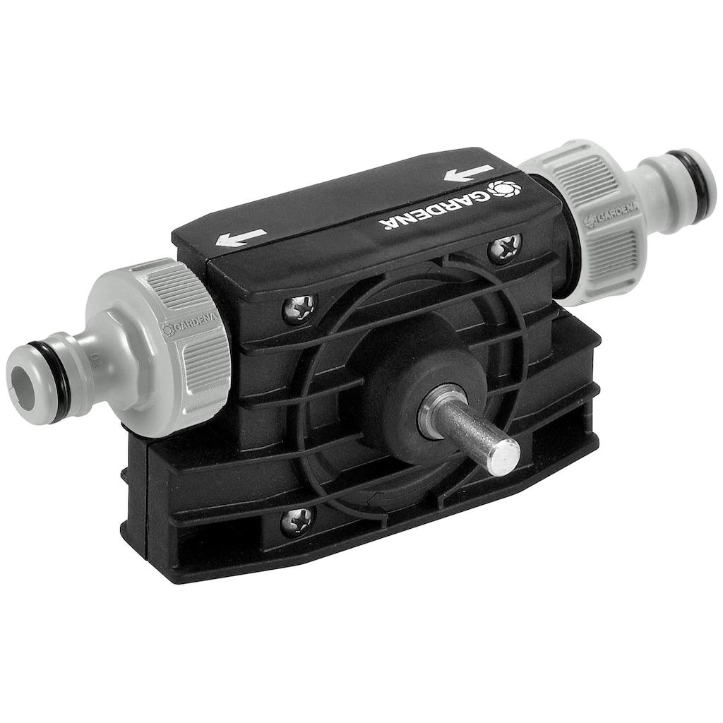 GARDENA Minipumpe »Bohrmaschinenpumpe, 01490-20«, 2.400 l/h max. Fördermenge