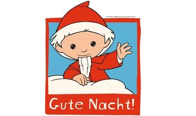 Wall-Art Wandtattoo »Gute Nacht Sandmann Wandsticker« kaufen