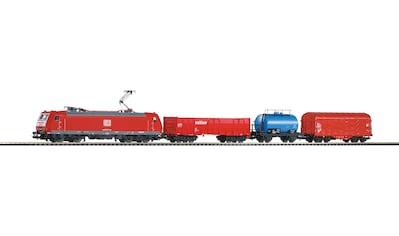 PIKO Modelleisenbahn-Set »SmartControl light Güterzug BR 185 mit 3 Güterwagen, (59004)« kaufen