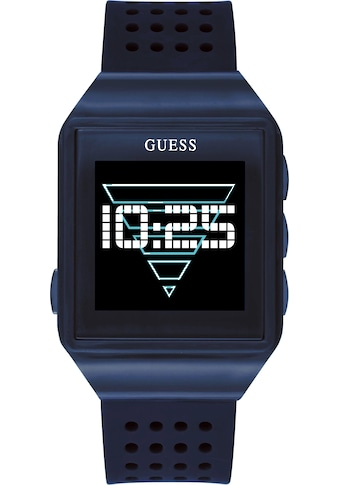 GUESS CONNECT LOGAN, C3002M5 Smartwatch (Wear OS by Google) kaufen