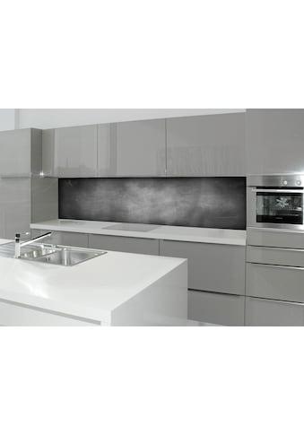 Küchenrückwand  -  Spritzschutz »profix«, Tafel, 220x60 cm kaufen