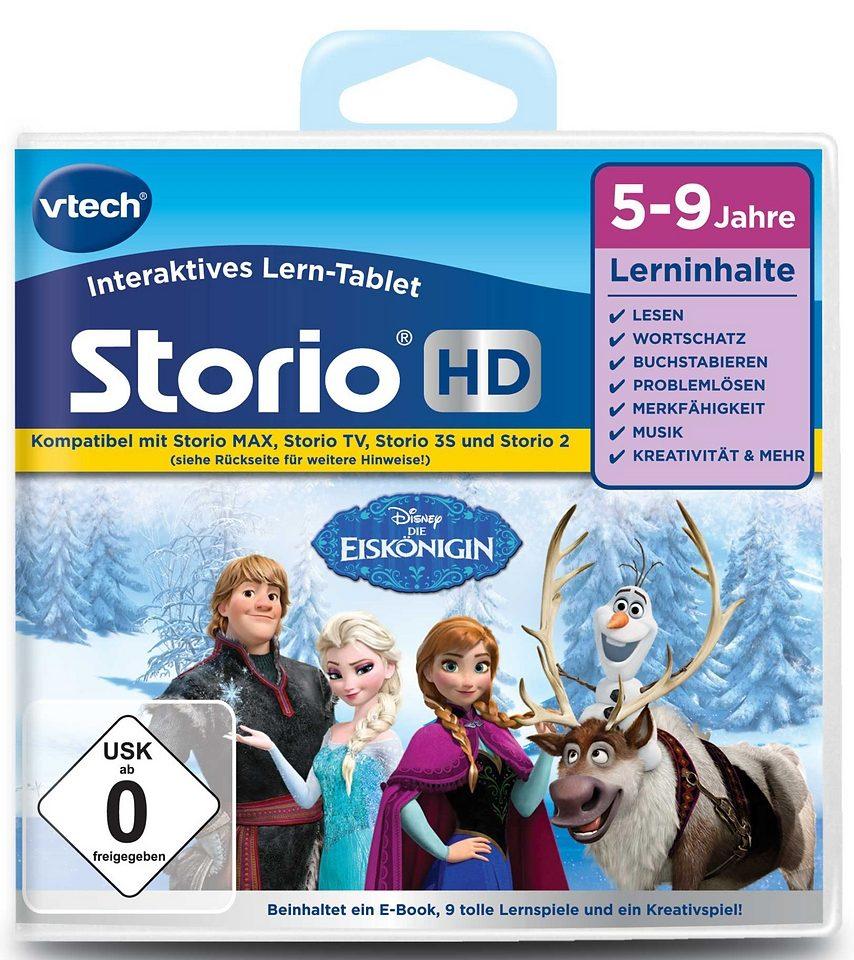 Vtech Spiel Storio Lernspiel, Die Eiskönigin, vtech (ohne farbbezeichnung) Kinder Ab 3-5 Jahren Altersempfehlung