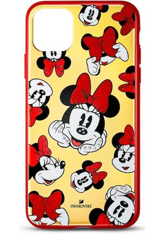 Swarovski Smartphone - Hülle »Minnie Smartphone Schutzhülle mit Stoßschutz, iPhone® 11 Pro Max, 5565209« kaufen