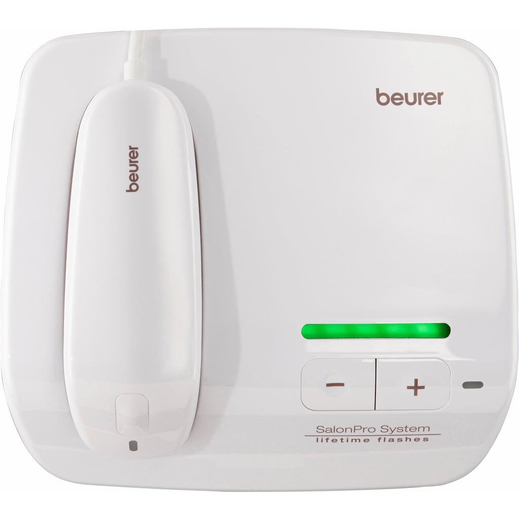 BEURER IPL-Haarentferner »10000 Plus«, 250000 Lichtimpulse, Dauerhafte Haarentfernung, schnelle Anwendung, Automatische Hauttonerkennung