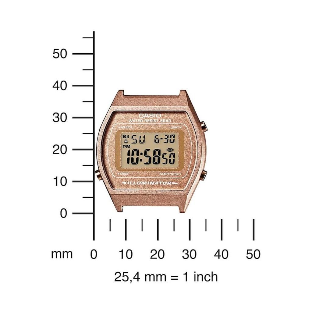CASIO VINTAGE Chronograph »B640WC-5AEF«