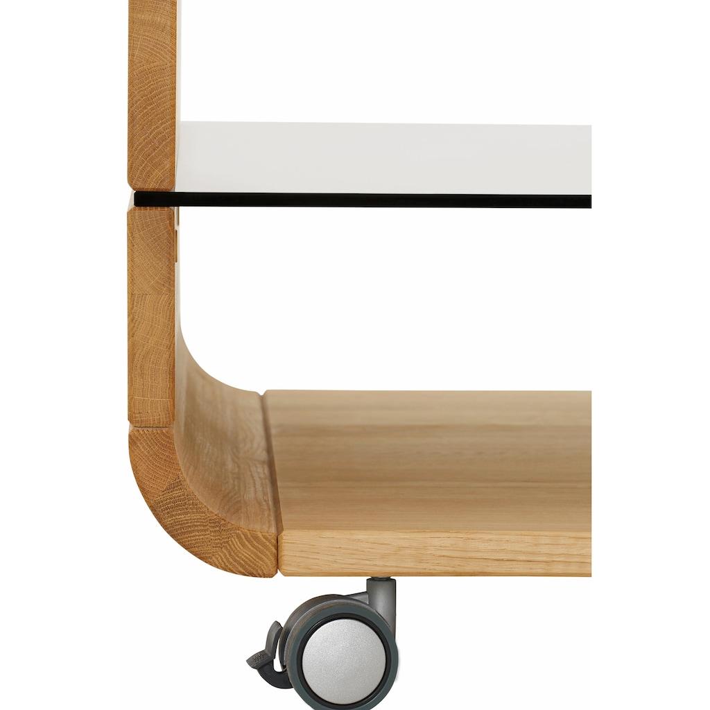 Premium collection by Home affaire Couchtisch »Emil«, auf Rollen, Breite 110 cm