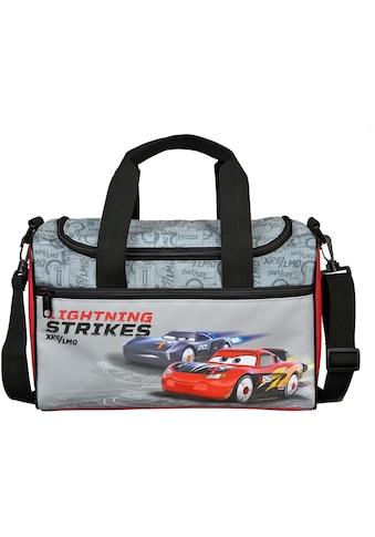Scooli Sporttasche »Cars, grau« kaufen