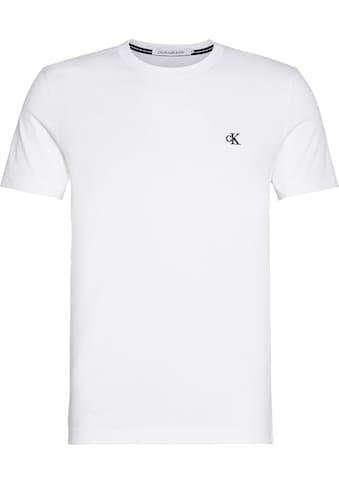 Calvin Klein Jeans T - Shirt »CK ESSENTIAL SLIM TEE« kaufen