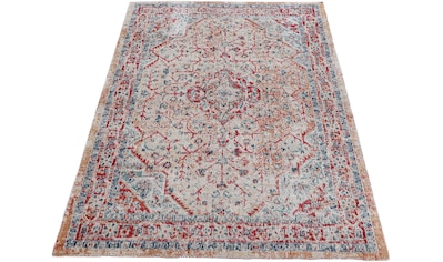 carpetfine Teppich »Noah_2«, rechteckig, 3 mm Höhe, Orient Vintage Look kaufen