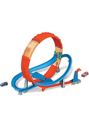 Hot Wheels Autorennbahn »Looping Crash Trackset«, inkl. 1 Spielzeugauto kaufen