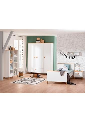 PAIDI Standregal »Lotte & Fynn«, (Lotte & Fynn), Steiff by Paidi, mit 8 großen Fächern kaufen