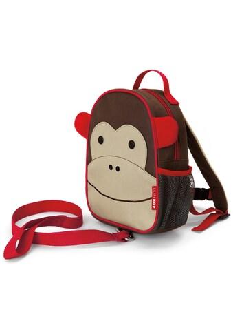 Skip Hop Kinderrucksack »Zoo, Affe«, mit abnehmbarer Halteleine kaufen