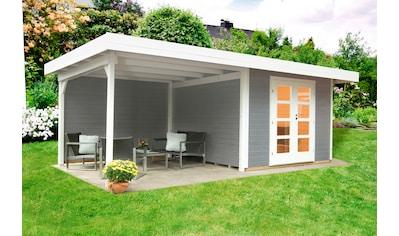 Wolff Gartenhaus »Relax Lounge C« kaufen