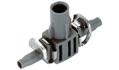 "GARDENA T-Stück »Micro-Drip-System, 08332-20«, 4,6 mm (3/16""), 5 Stück kaufen"