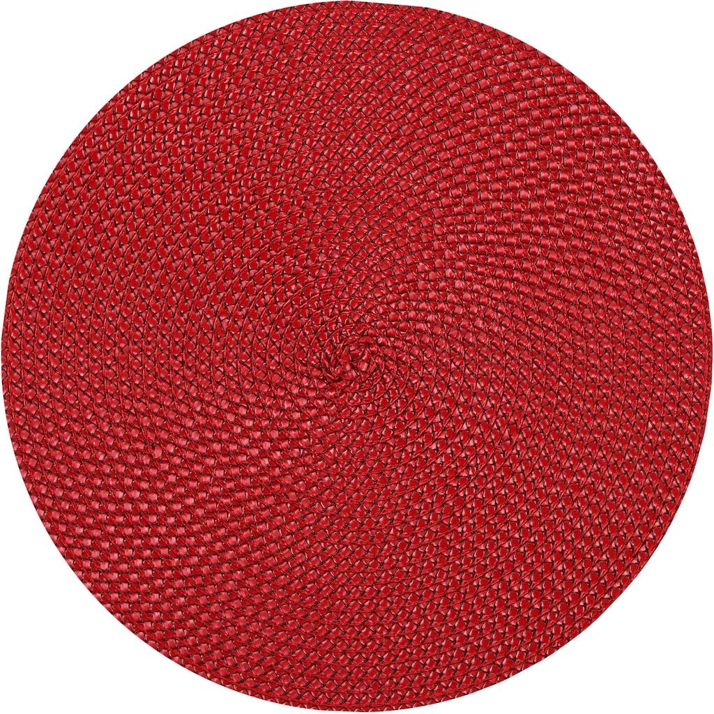 stuco Platzset »Basket«, (Set, 4 St.)