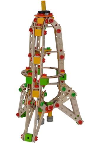 Eichhorn Konstruktionsspielsteine »Constructor Rakete«, (250 St.), Made in Germany,... kaufen