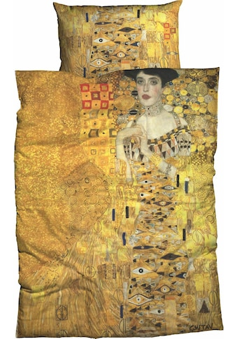 Goebel Bettwäsche »Adele Bloch«, mit Gemälde Motiv kaufen