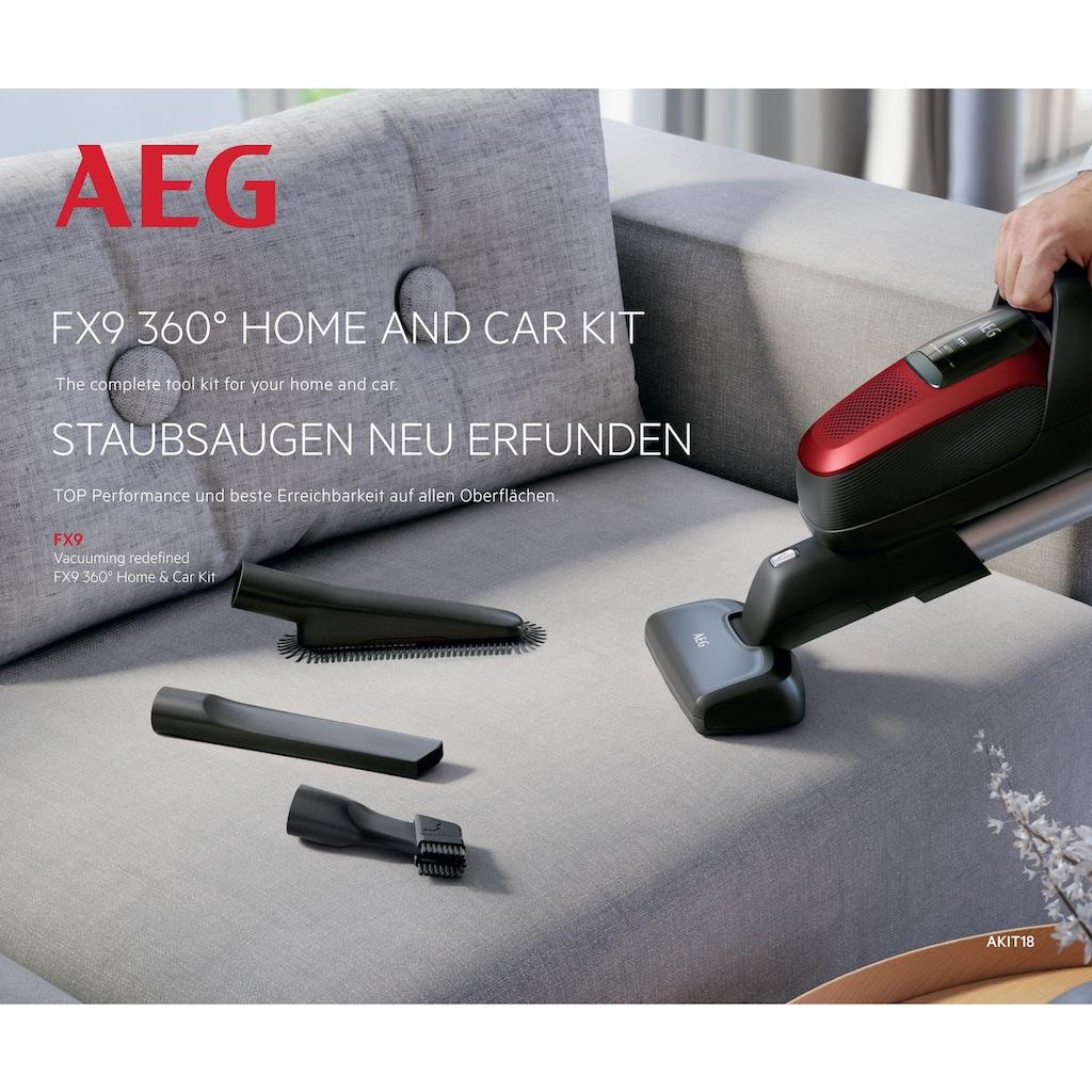 AEG Staubsaugerdüsen-Set »Home&Car Kit AKIT18«, (Set, 4 tlg.)