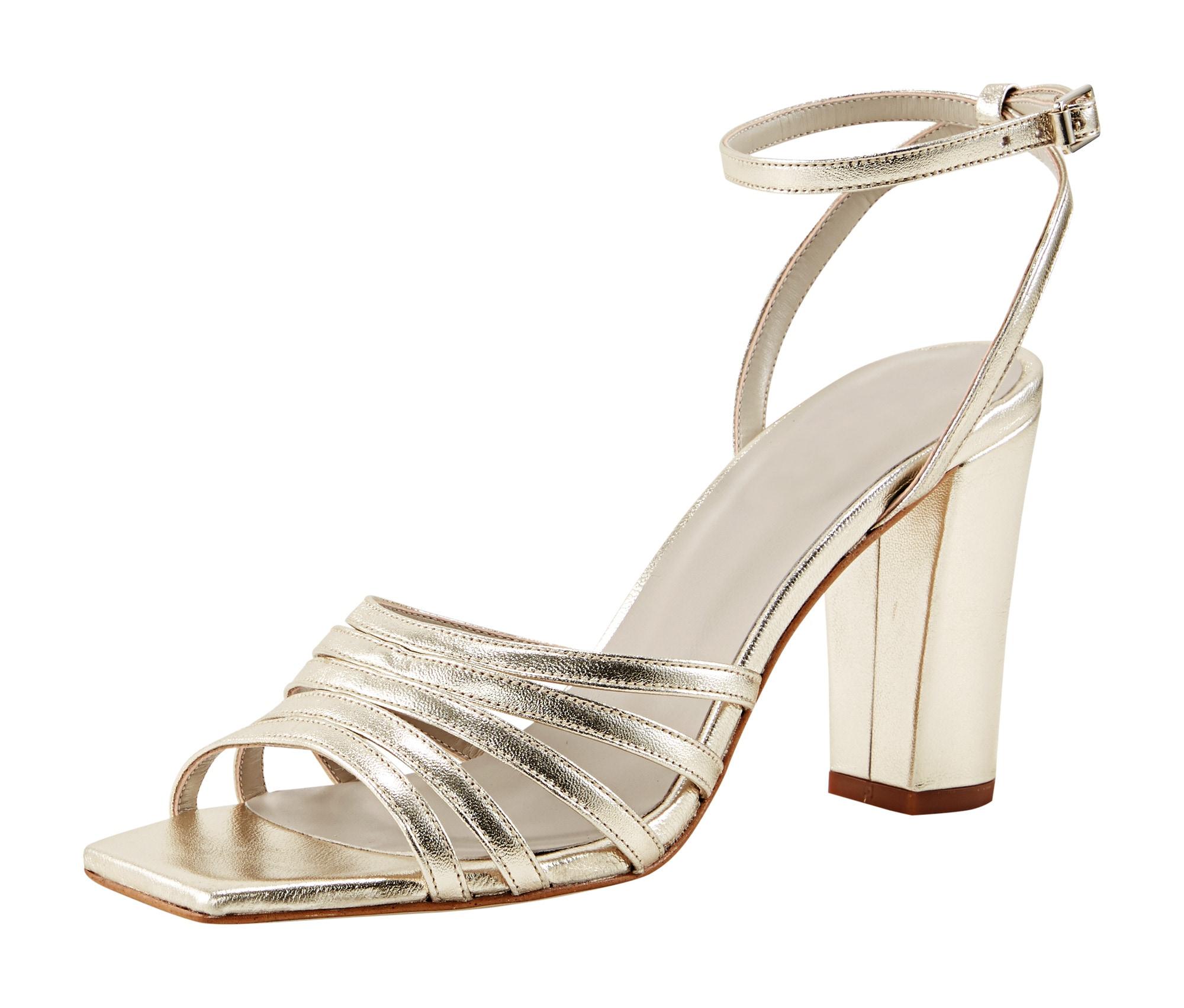 heine - Sandalette im femininem Design