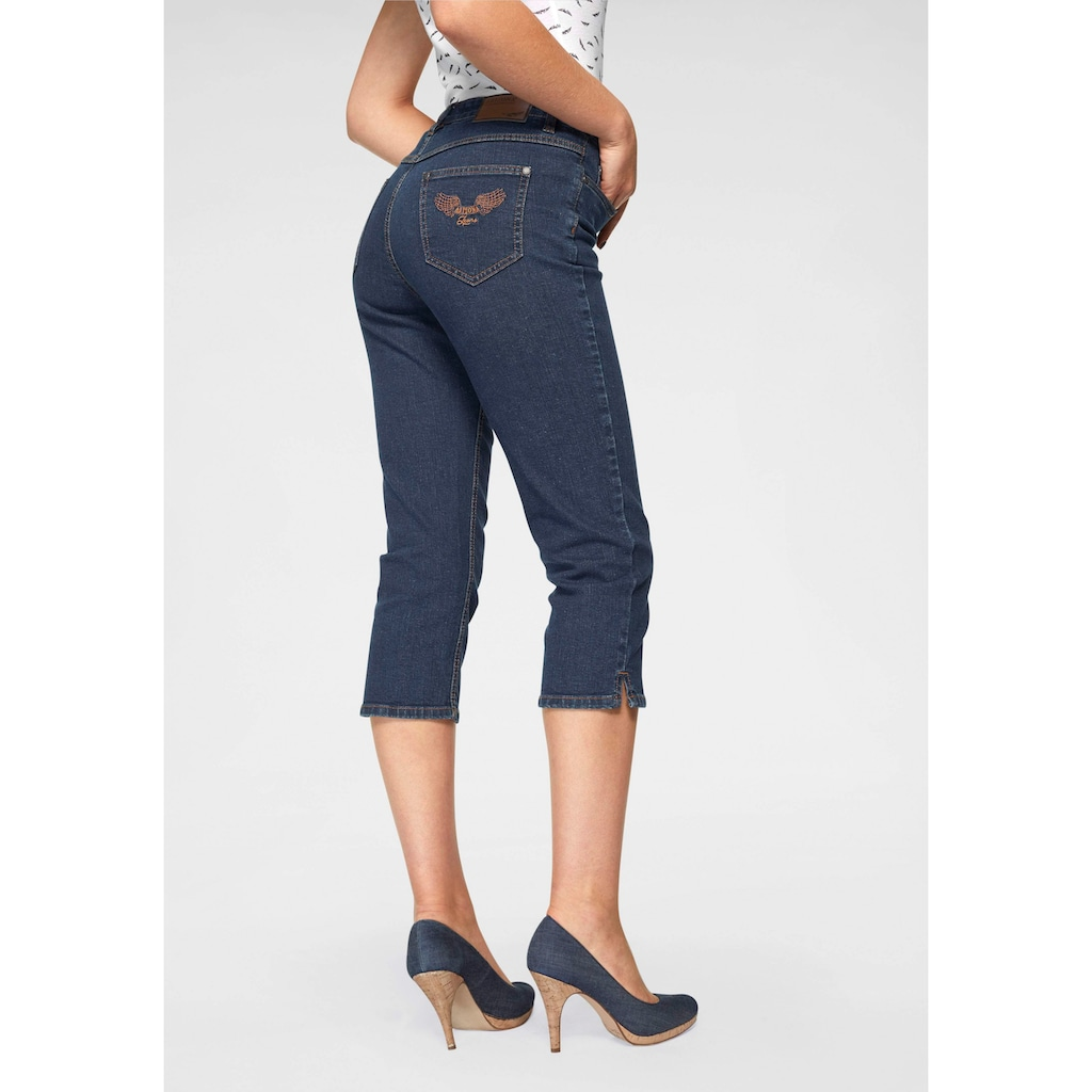 Arizona Caprijeans »Comfort-Fit«