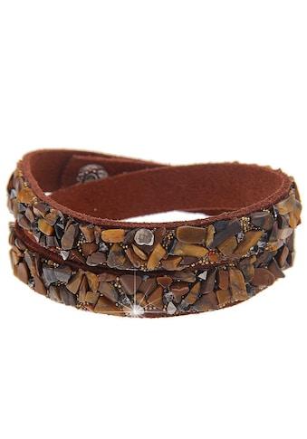 leslii Armband in Wickel-Optik kaufen