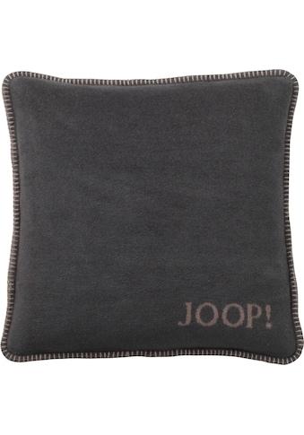 Joop! Kissenhülle »Uni Doubleface«, (1 St.), in zweifarbigem Design kaufen