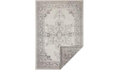 bougari Teppich »Borbon«, rechteckig, 5 mm Höhe, Wendeteppich, In- und Outdoor geeignet, Wohnzimmer kaufen