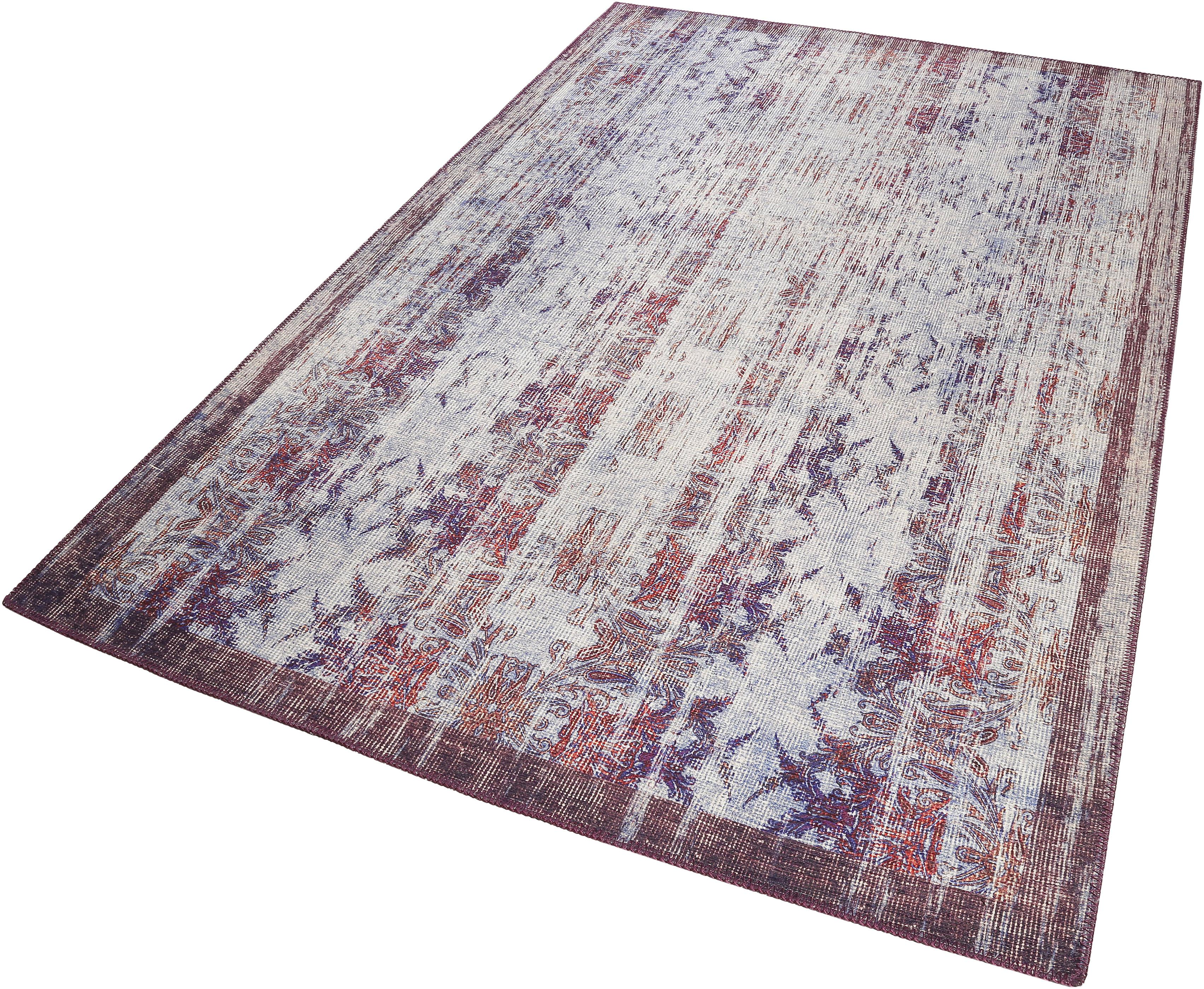 Teppich Embrace Wecon Home rechteckig Höhe 6 mm maschinell gewebt