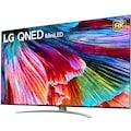 "LG QLED Mini LED-Fernseher »86QNED999PB«, 217 cm/86 "", 8K, Smart-TV"