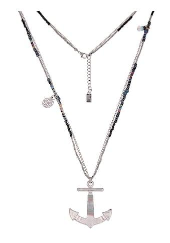 leslii Halskette mit Anker - Anhänger kaufen