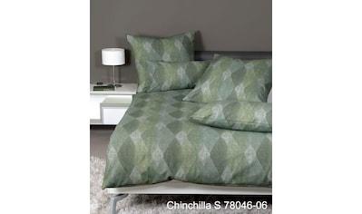 Janine Bettwäsche »Chinchilla S 78046«, mit Reißverschluss kaufen