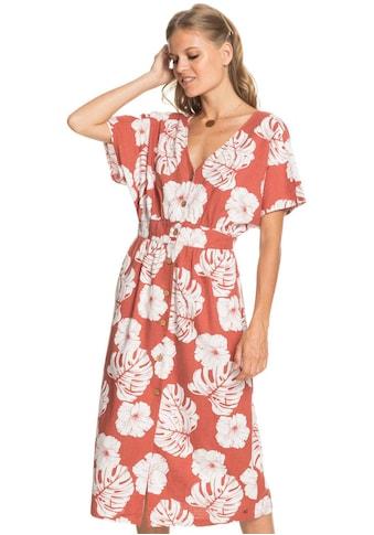 Roxy Sommerkleid »MARSALA ISHA SUNNY MEMORIES SLUB« kaufen