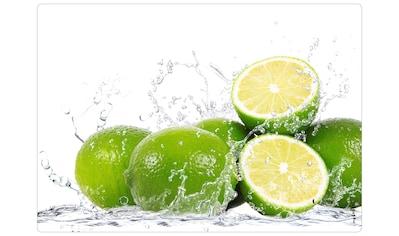 MySpotti Küchenrückwand »pop, Aqua-Limetten« kaufen