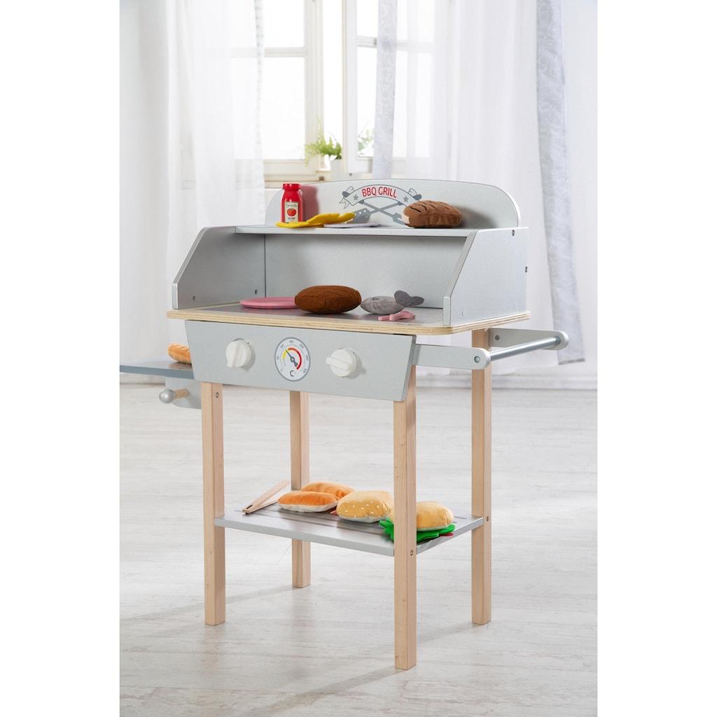 roba® Kinder-Grill »BBQ Grill«, mit Zubehör