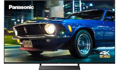 Panasonic TX - 65HXW804 LED - Fernseher (164 cm / (65 Zoll), 4K Ultra HD, Smart - TV kaufen