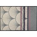 wash+dry by Kleen-Tex Fußmatte »Stile Floreale«, rechteckig, 7 mm Höhe, Schmutzfangmatte, In- und Outdoor geeignet, waschbar