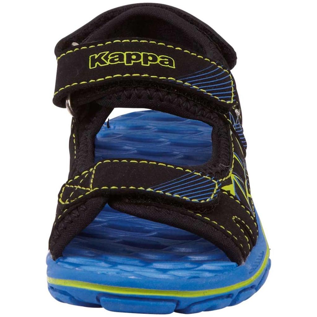 Kappa Sandale »ALIVET KIDS«, mit cooler Blinkfunktion<br />