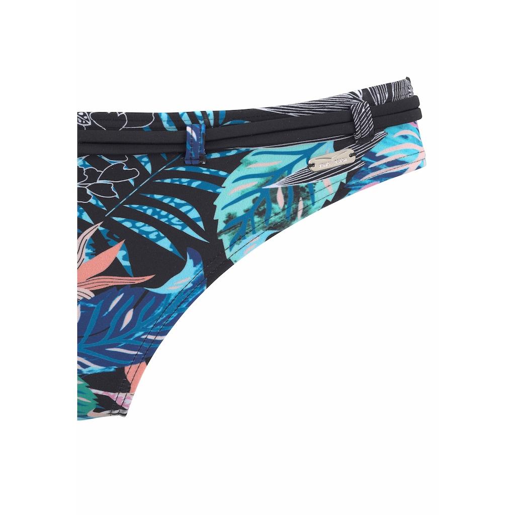 Venice Beach Bikini-Hose »Smash«, mit Bindegürtel »Smash«